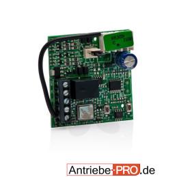 Empfänger FAAC RP2 LC 433 MHz