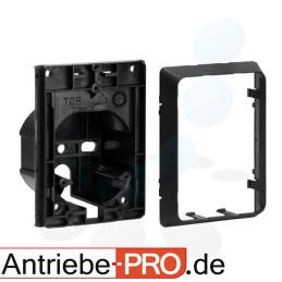 1 Stück Unterputzadapter für Lichtschranke XP30 (401065)